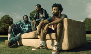 The city's booming film and television industry has produced hit series such as Donald Glover's Atlanta.