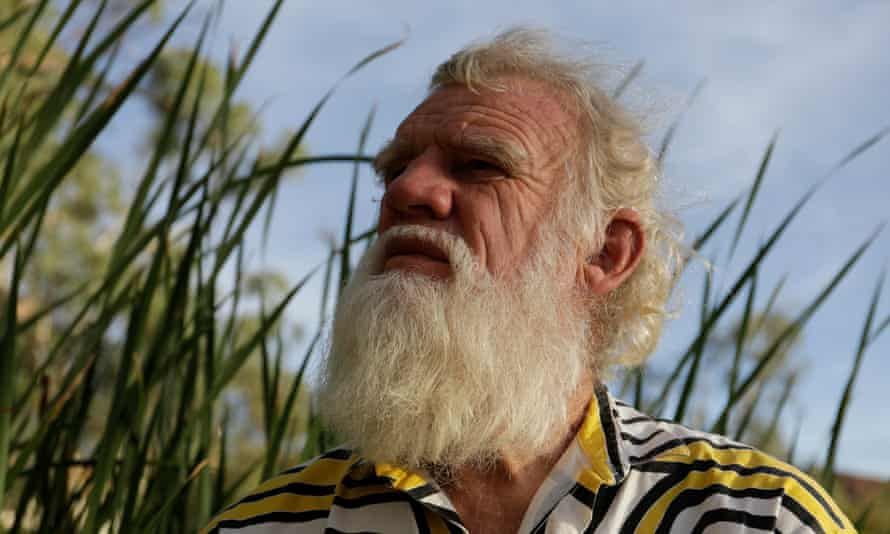 'The country is sick,' says Bruce Pascoe. 'It's in pain. It's thirsty.'