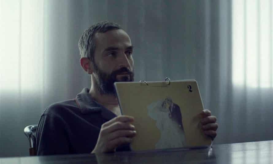 Aris Servetalis plays a man on a mission to rebuild his memory through a series of mundane tasks.