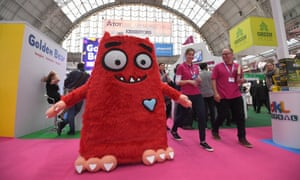 London toy fair 2020 at the Olympia in London.