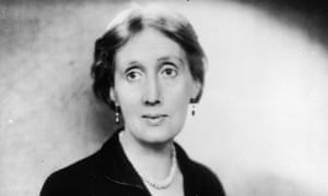 a portrait of virginia woolf from 1933