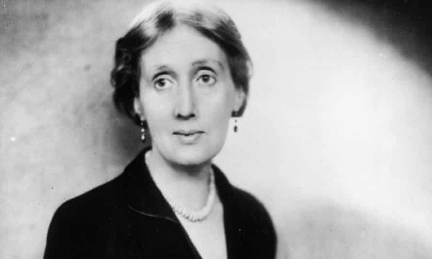 Virginia Woolf, pictured in 1933.