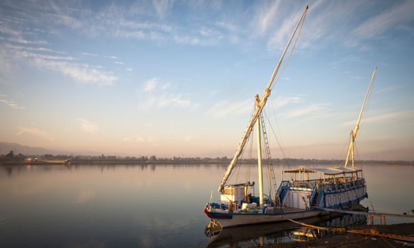 Sailing the Nile in style   Travel   The Guardian
