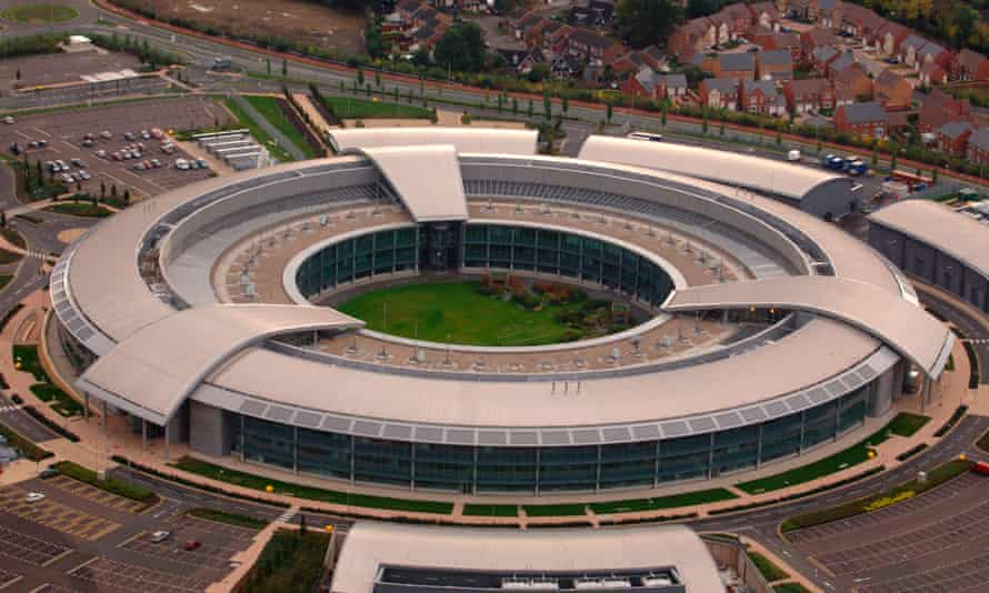 GCHQ from above
