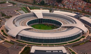 Government communications headquarters GCHQ
