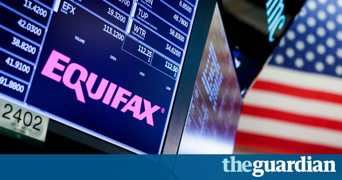 Equifax hack puts data of 400,000 UK customers at risk