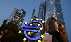 Francfort abrite la Banque centrale européenne.