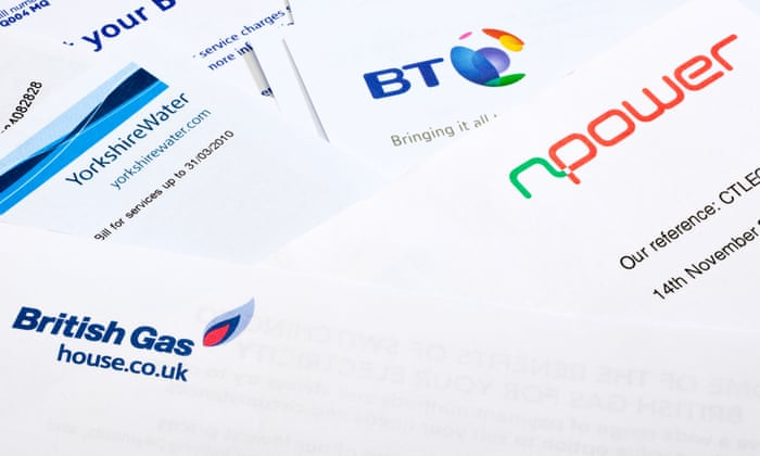 Why do British Gas and npower both claim they supply us