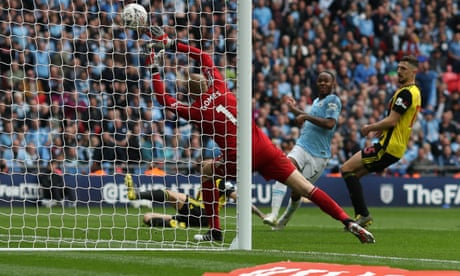 Manchester City 6-0 Watford: FA Cup final player ratings