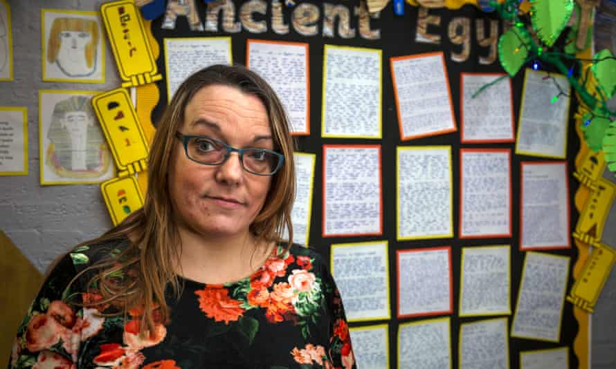 Jacquie Sainsbury … 'A lot of headteachers aren't even advertising any more.'