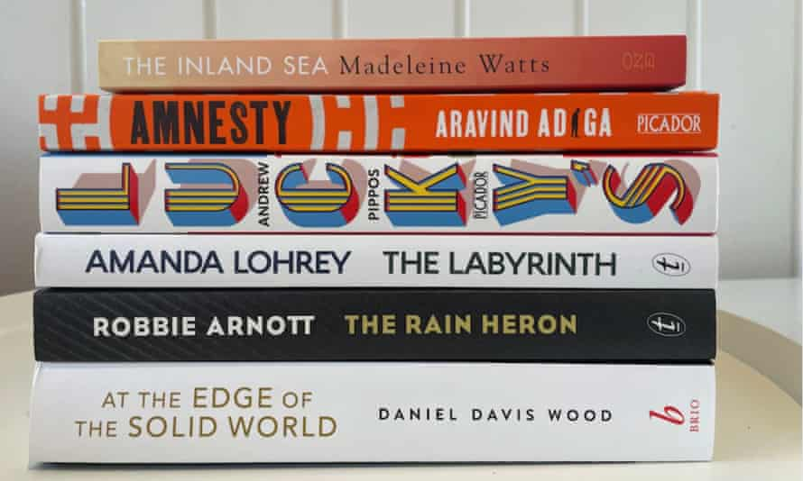 The novels that have been shortlisted for the 2021 Miles Franklin literary award.