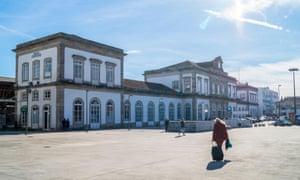 Campanha station, Porto