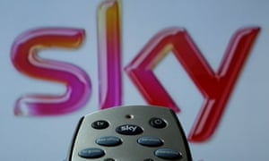Sky tv.