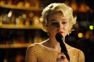 Carey Mulligan in McQueen's 2012 film Shame