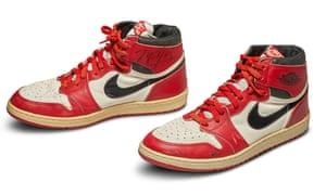 1985 Nike Air Jordans (1)