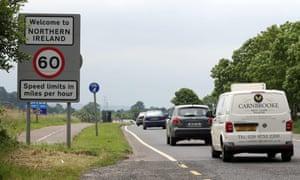 北爱尔兰边境