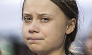 The young climate activist, Greta Thunberg, has been credited with reducing demand for air travel in her native Sweden.