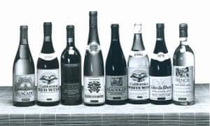 A challenge June Fraser particularly enjoyed was designing Waitrose wine labels