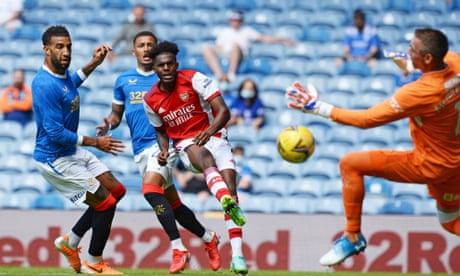 Friendlies roundup: Nuno Tavares scores on first Arsenal appearance