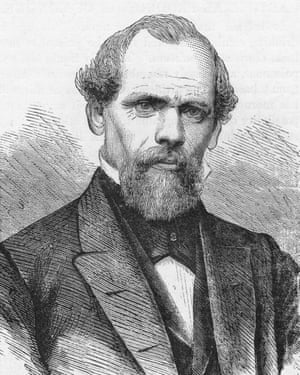 John Roebling: 'a foul sadist to his family.'