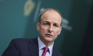 Taoiseach Micheal Martin pictured earlier this month.
