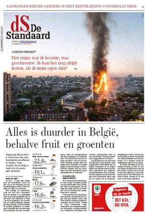 De Standaard, Belgium