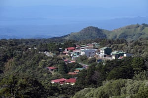 Santa Elena, near the Monteverde cloud forest