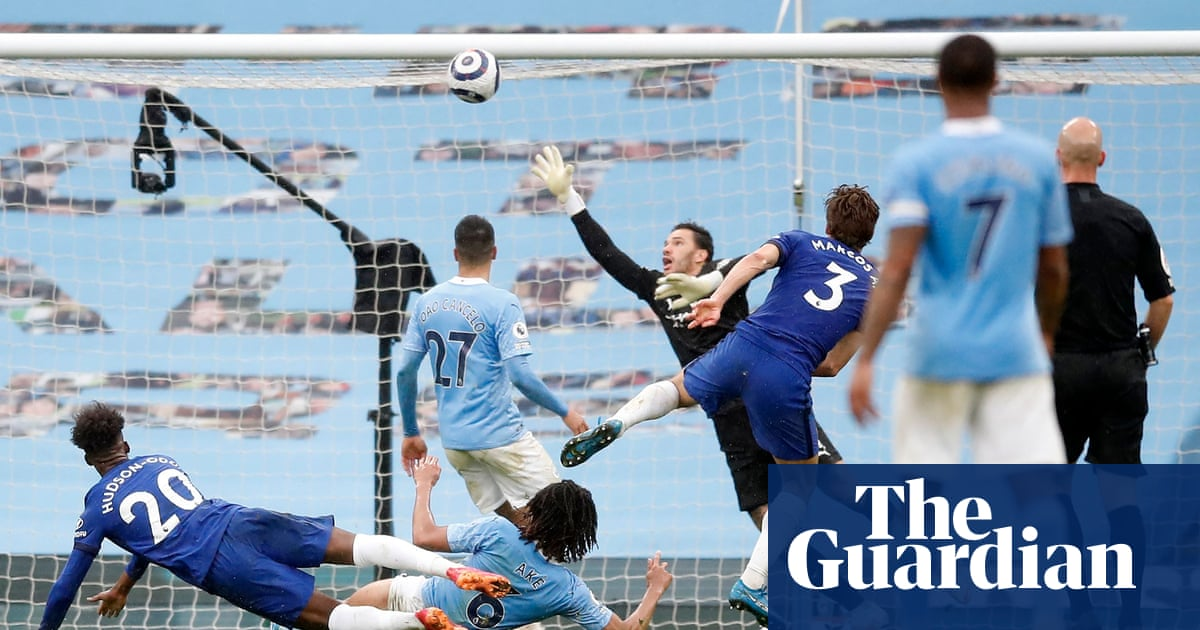 Wins over City give us Champions League belief, says Chelsea's Tuchel - the guardian