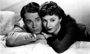 Tremendous dialogue … Henry Fonda and Barbara Stanwyck in The Lady Eve.