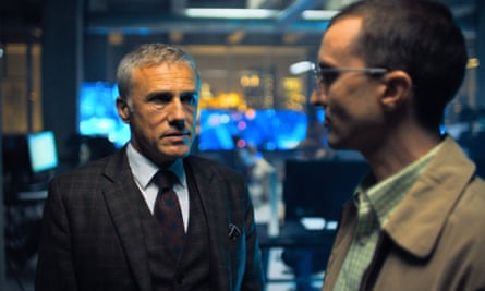Christoph Waltz in Most Dangerous Game.