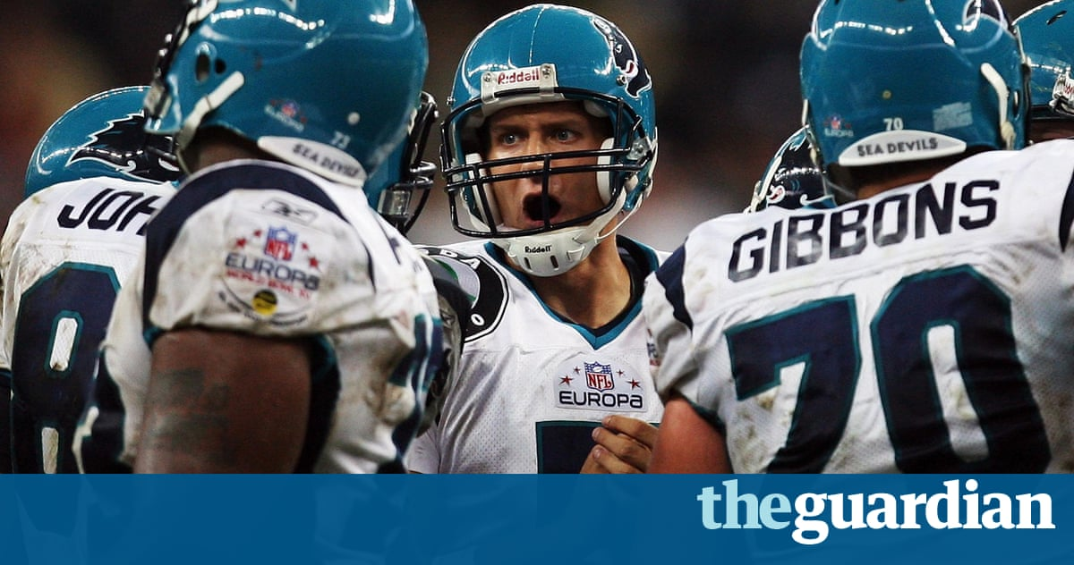 You didnt play to get rich: what killed NFL Europe?  Sport  The Guardian