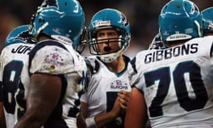 Hamburg's quarterback Casey Bramlet on NFL Europe: 'It's a shame they don't have one [today]. You could tell iIt was just starting to kind of pick up steam.'