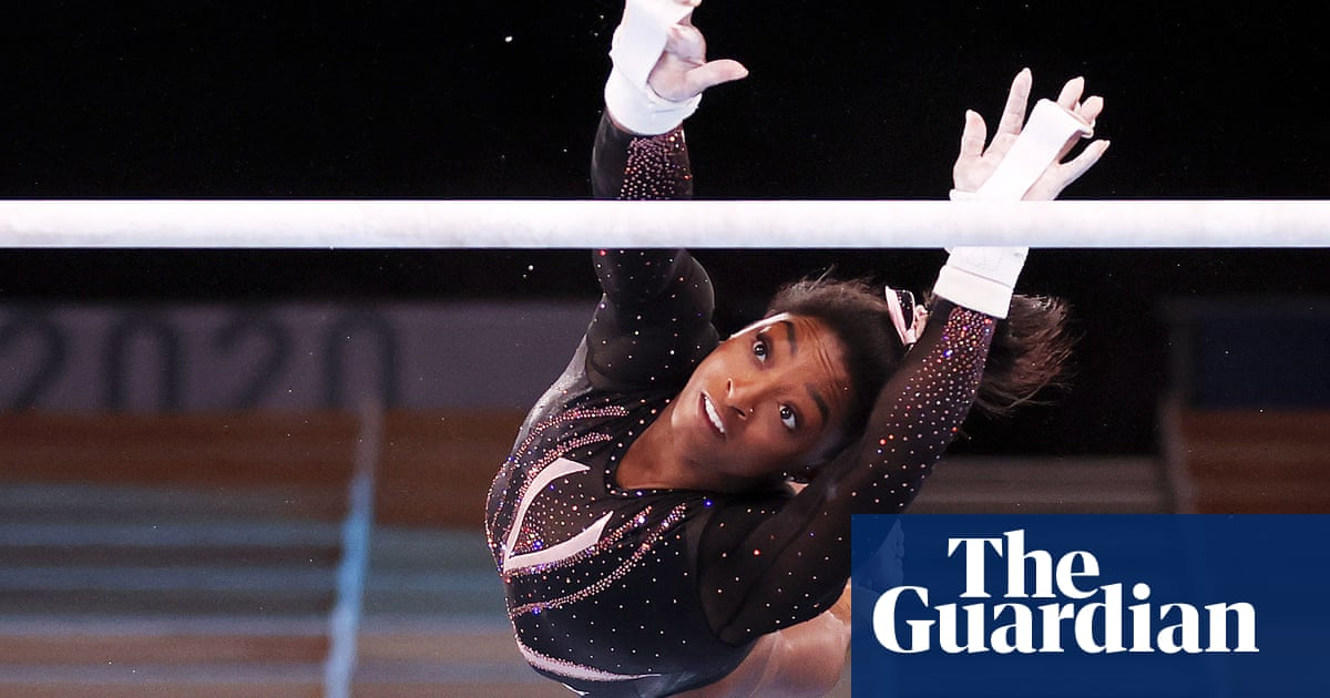 Simone Biles' desire to innovate is frustrated by her own insular sport