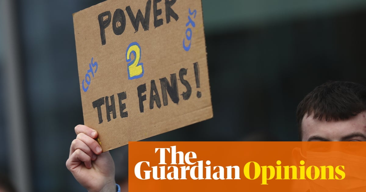 The Guardian view on football's failed super league: hit back hard