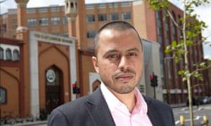 Harun Khan, the leader of the Muslim Council of Britain