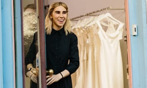 A likable, generous performance … Zosia Mamet.