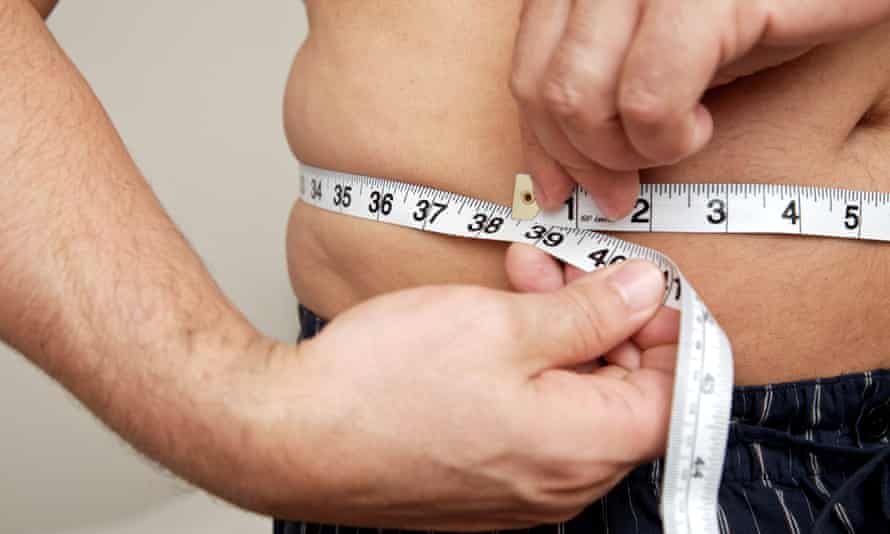 Public Health England says that nearly two thirds of the adult population were overweight or obese in 2015.