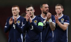 Andy Robertson, named Scotland's captain by Alex McLeish, will be a key figure for the new manager.