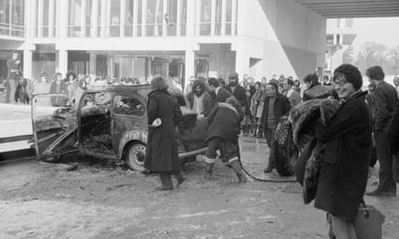 Revolutionary Festival 1969 at Essex University