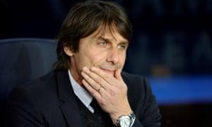 Antonio Conte's most recent job was as Chelsea head coach.