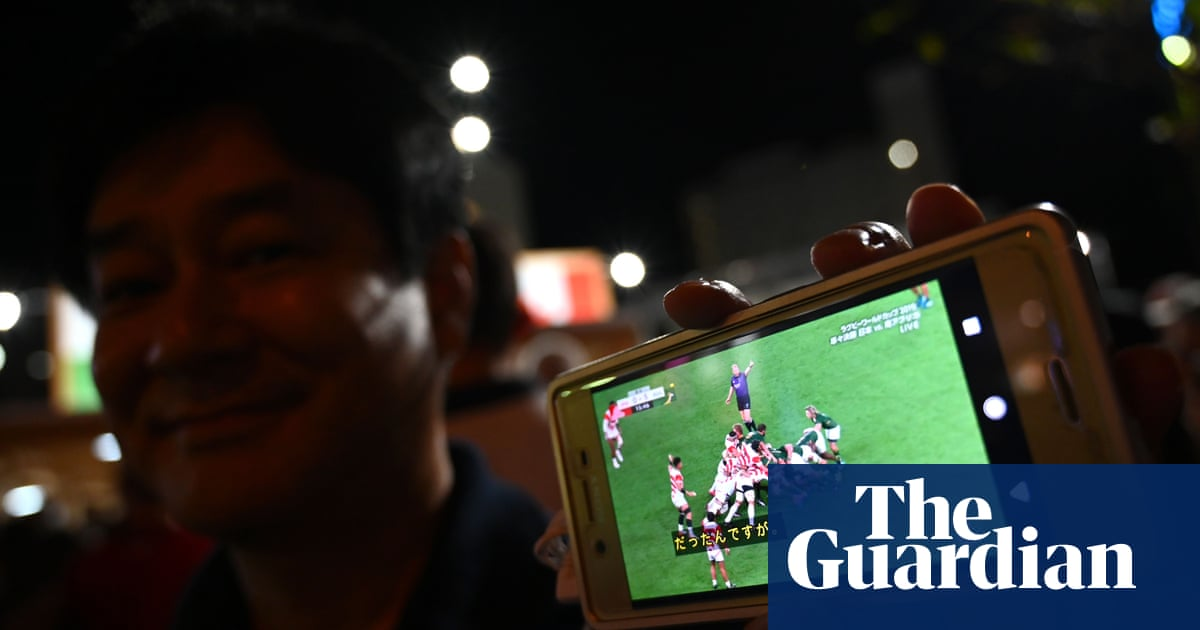 Have rugby's anonymous social media warriors forgotten it's only a game?   Robert Kitson