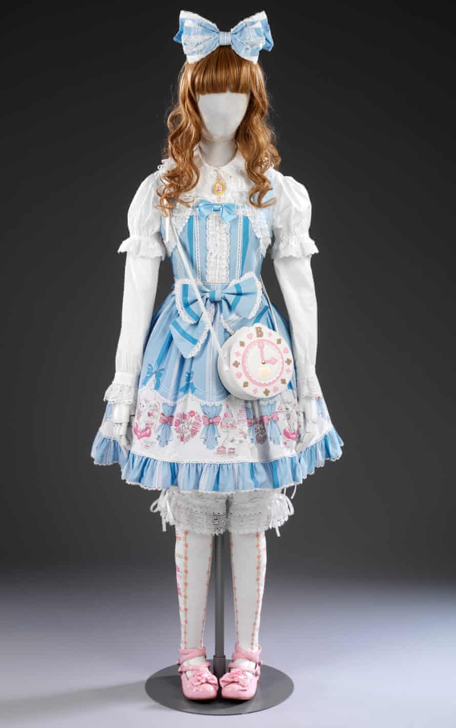 Sweet Lolita outfit, Japan, 21st century.