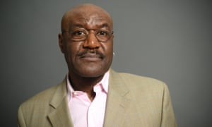 'Thirty cops descended on us in London, smirks on their faces' … Delroy Lindo.