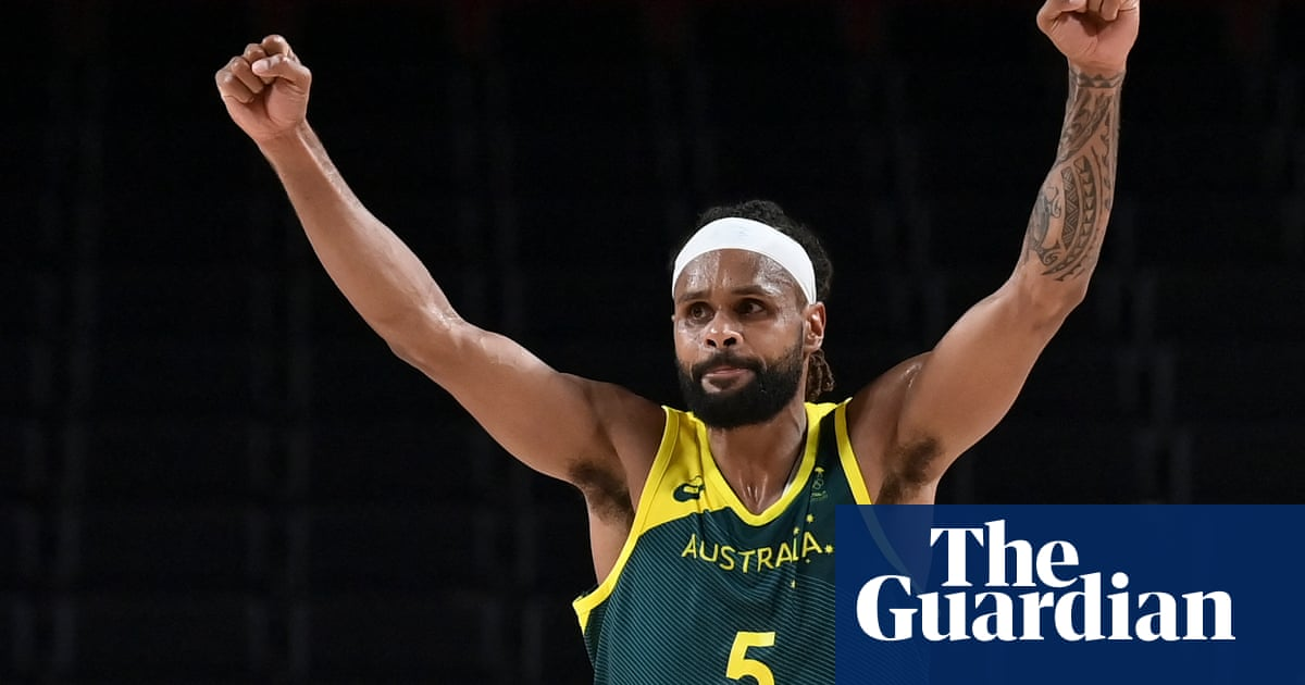 Patty Mills: 'I don't consider my actions to be political activism' | Mike Hytner