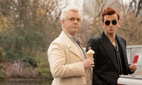 Thousands petition Netflix to cancel Amazon Prime's Good Omens