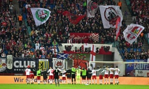 RB Leipzig, succeeding in an otherwise barren football hinterland that was in dire need of a top-flight team.