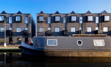 UK housebuilding revolution': £65,000 prefab homes go into