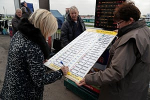 Aintree bookmakers