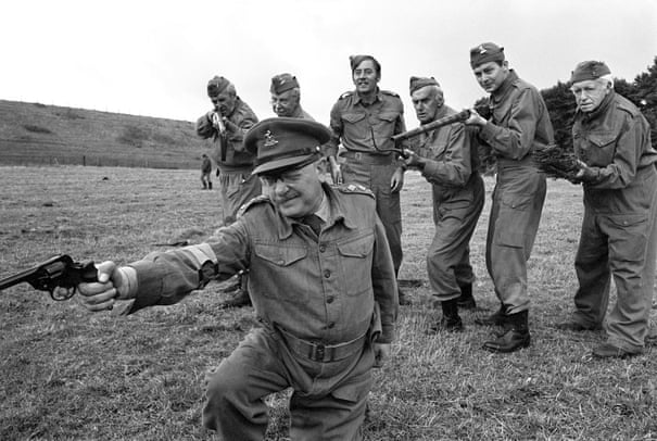 ad621fdf491 Dad's Army at 50: the secret history of 'comedy's finest half-hour ...