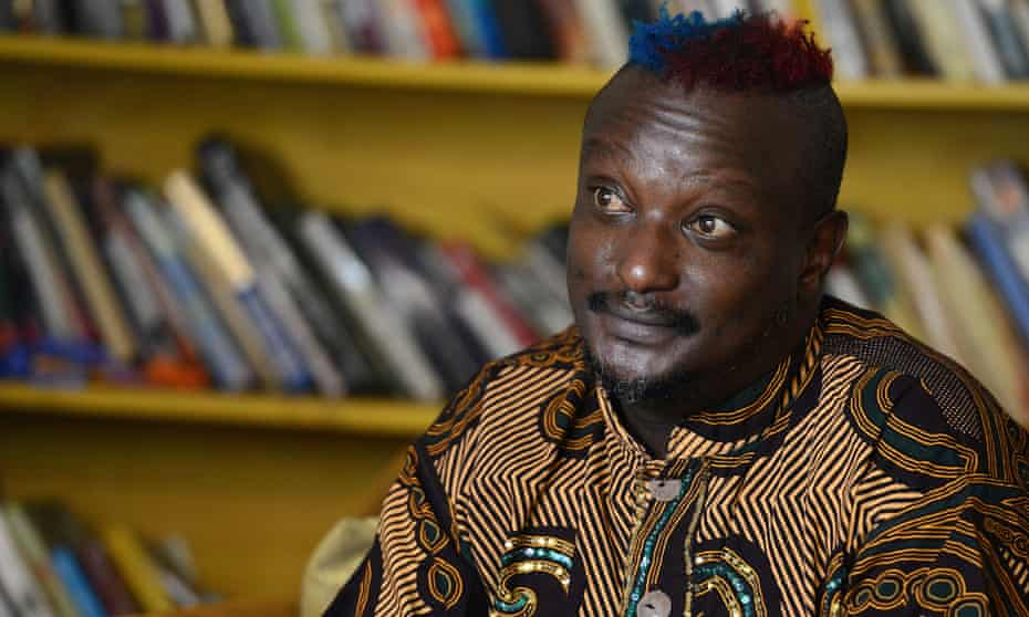 Binyavanga Wainaina pictured in 2014.